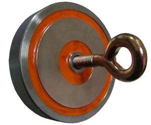Поисковый магнит F=400 кг