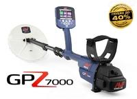 Металлоискатель Minelab GPZ 7000