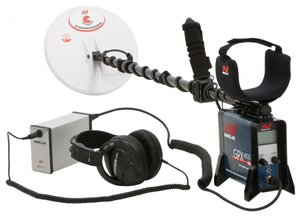 Старательский металлоискатель Minelab GPX 5000