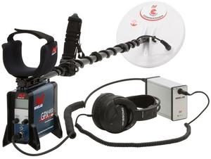 Старательский металлоискатель Minelab GPX 4800